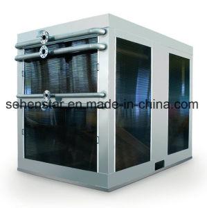 レーザ溶接のビール処理のためのニースの品質の落下フィルムの枕版の熱交換器