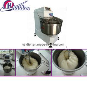 De kleine Mixer van de Bloem van het Deeg van de Kneder van het Deeg 50kg voor Bakkerij China