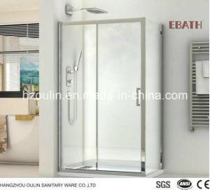 세륨 ANSI SGS 증명서를 가진 1개의 미닫이 문 정연한 샤워 울안