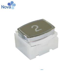 Нажмите кнопку Nvkn131 Синий индикатор с Braile