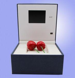 De romantische LCD VideoDoos van het Scherm voor juwelenVerpakking