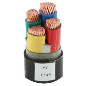 IEC 60502 600/1000V / PVC Isolados em XLPE cabo de alimentação