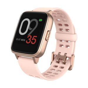 Mesdames Femmes Bluetooth haut de gamme Smart Watch pour les sports et de suivi de la santé