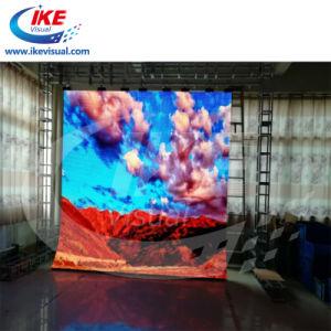 China pantalla LED con pantalla LED flexible y móvil de pantalla digital de la junta