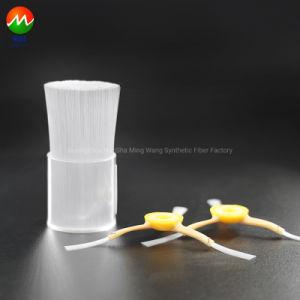 Personalizable fuerte curvatura Nylon estabilidad PA612 con cerdas sintéticas