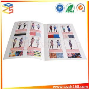昇進の安いフルカラーの印刷によってはパンフレットが現れる