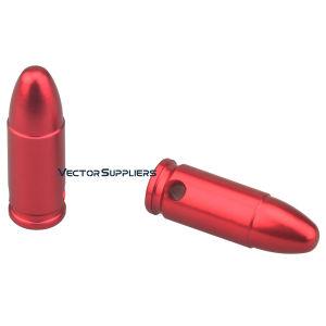 Productie Volledige Metalhunting Cartridge proefRondes van de Kappen van 9mm de Onverwachte voor Gunsmithing & Opleiding