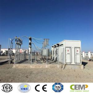 72의 세포 PV 힘 & 건전지 에너지 저장 (PV+BESS) 통합을%s 태양 PV 모듈 325W