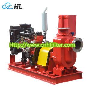 A série ZX Comandada do motor diesel da bomba de água