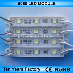 12V 3 LED SMD 5050 un modulo chiaro dei 5054 LED