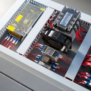 500度の実験装置の真空の乾燥オーブン