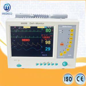Tweefasen Draagbare Hart Defibrillator Geduldige Defibrillator Monitor Me9000b