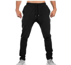 Desconto de grandes Prived Bordados personalizados próprio logotipo homens calça Sport & Ginásio calças