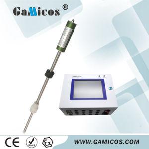 端末に燃料を供給するための自動磁気ひずみの燃料貯蔵タンクレベルゲージ