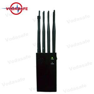Het Blokkeren van de Stoorzender van de Telefoon van de cel voor CDMA/GSM/3G UMTS/4glte Cellphone Gpsl/Glonass/Galileol1/L2/Wi-Fi/Bluetooth