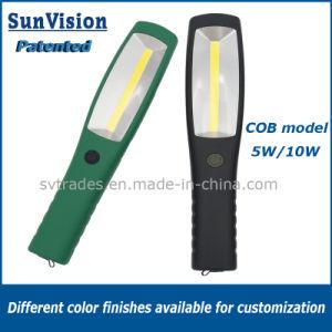 Запатентованная технология прорезиненные светодиодный индикатор рабочего освещения для карманных ПК и свисающими