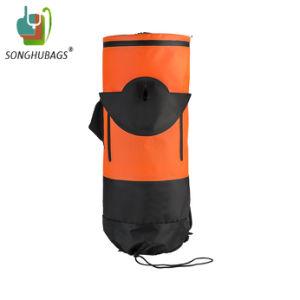 Unisex nueva moda Estilo de naranja al aire libre deportes caza Playa Senderismo Gimnasio seco resistente al agua de la escuela Viajes hombro Duffle Backpack Bolsa bola