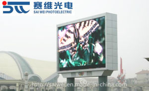 P3 Modules LED de plein air pour la publicité d'affichage