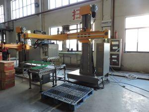 Automatische Servo het Palletiseren van Vpak Machine voor het Pakket van de Drank
