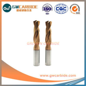 HRC45-65 cimenté Twist Foret en carbure