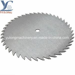 Lame de scie HSS pour acier de coupe/cuivre/coupe en aluminium