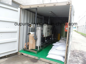20FT Containered RO 시스템 8tph