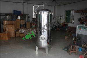 De Fabriek van de Huisvesting van de Filter van het Water van de Patroon van het roestvrij staal in Guangzhou