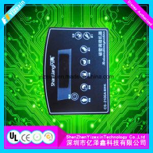 装置の科学技術の光沢のある光沢がある膜のキーパッドのパネル