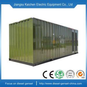 5 het Diesel van kW Draagbare Stille Type van Generator