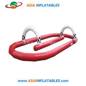 Uso comercial Pista inflável para crianças