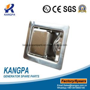 Cerradura de puerta de la paleta de acero inoxidable para grupo electrógeno de Hardware de dosel