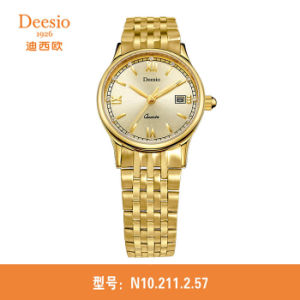 卸し売り方法カスタム男性用および女性のステンレス鋼の機械腕時計