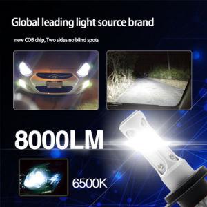 Whosaleの自動車車H4 LEDのヘッドライトの球根、車H4 LEDのヘッドライトのための高い発電H1 H7 H11 LED