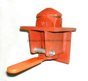 Forja escamoteable Twist Lock para contenedor de la autopista remolque (TLT-1A-S)