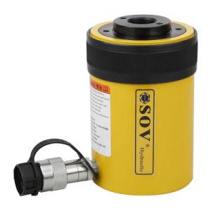 cilindro idraulico di alto tonnellaggio a semplice effetto di 800t 70MPa
