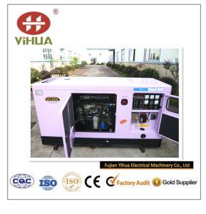 Hot Sale 20kw à 250kw Weichai Ricardo insonorisées Générateur Diesel