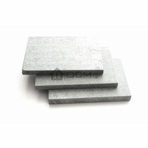 Prueba de fuego de la junta de fibra de cemento para la pared exterior