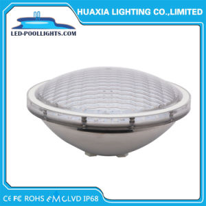 18W 12V IP68 LED PAR56 Бассейн подводного освещения