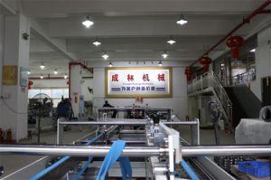 Cheng Lin Embalagem de alta velocidade Máquina Gluer Pasta Caixa de plástico