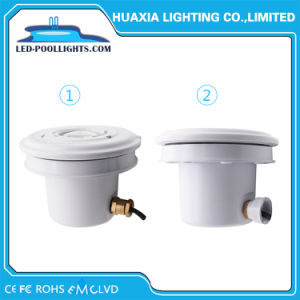 RGB de 12V de alta potencia LED resistente al agua bajo el agua de la luz de la Piscina