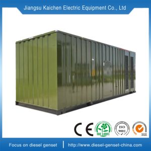 Stille Diesel Generator met Motor Shangchai