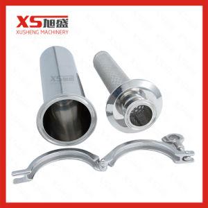 Setaccio diritto del filtrante dell'acciaio inossidabile Dn40
