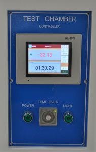 Kamer van de Test van de Vochtigheid van de Temperatuur Benchtop van de milieuKamer de Programmeerbare