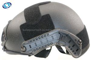 Nij IIIA. 44magnum Aramid rápido/PE balístico del modelo de casco de combate principal 274