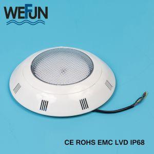 Indicatore luminoso subacqueo dell'alta lampada fissata al muro luminosa LED RGB del raggruppamento
