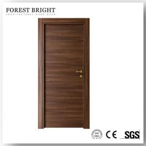 Alta qualidade embutida HPL Porta de madeira