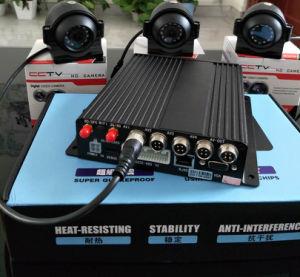 Mobiler DVR Flugschreiber des logistischen Fahrzeug-mit Kfz-Kennzeichen-Kamera