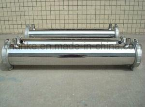 Aço inoxidável Chunke304 do Alojamento da membrana RO para máquina de tratamento de água