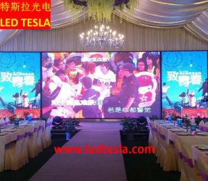 Intérieur en extérieur Location publicité pleine couleur Affichage LED avec P3.91, P4.81 de bord