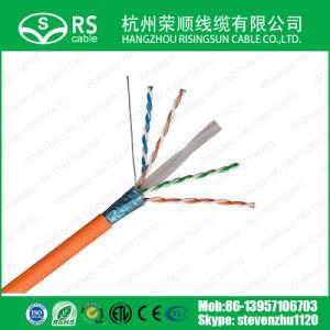 CAT6 CAT6UN CABLE UTP/FTP/SFTP Cable LAN Cable de red con el paso de la prueba de Fluke